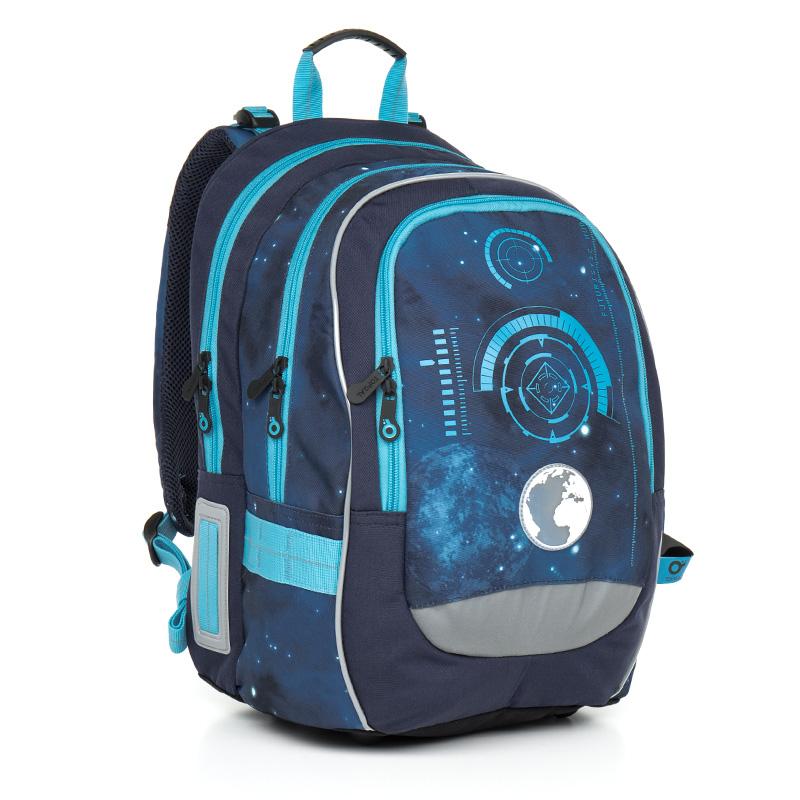 Ghiozdan CHI 799D BLUE